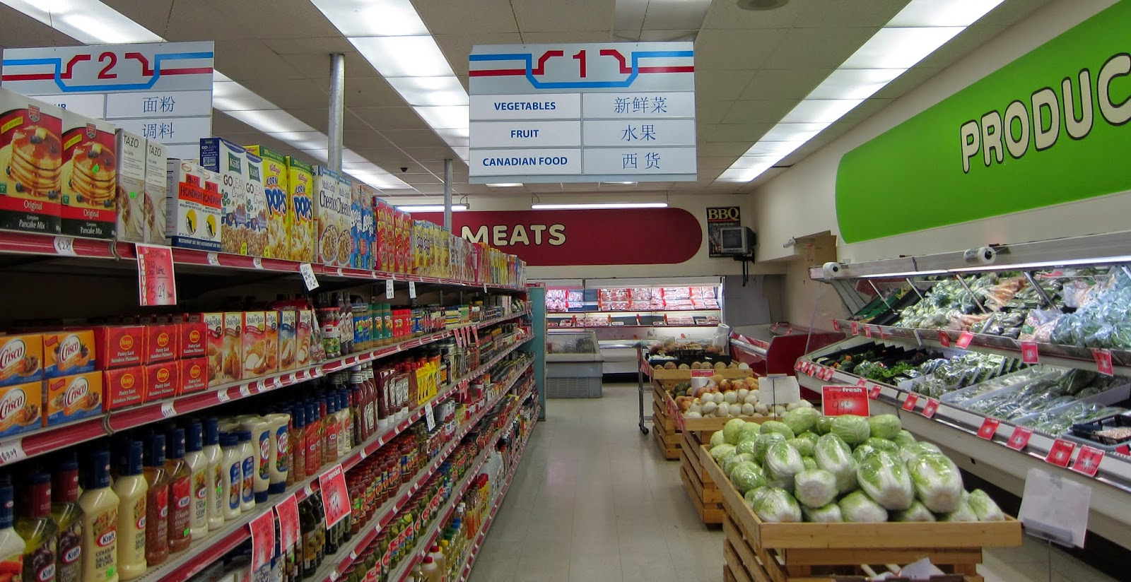 market Of asian